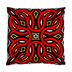 Traditional Art Pattern Standard Cushion Case (two Sides) by Amaryn4rt