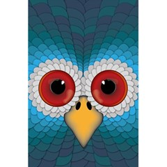 Bird Eyes Abstract 5 5  X 8 5  Notebooks by Amaryn4rt