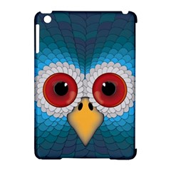 Bird Eyes Abstract Apple Ipad Mini Hardshell Case (compatible With Smart Cover) by Amaryn4rt