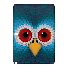 Bird Eyes Abstract Samsung Galaxy Tab Pro 10 1 Hardshell Case by Amaryn4rt