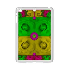 Roses Of Pure Love Ipad Mini 2 Enamel Coated Cases by pepitasart