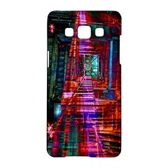 City Photography And Art Samsung Galaxy A5 Hardshell Case  by Amaryn4rt