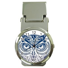 Owl Money Clip Watches by Amaryn4rt