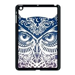 Owl Apple Ipad Mini Case (black)