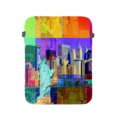 New York City The Statue Of Liberty Apple Ipad 2/3/4 Protective Soft Cases