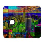 New York City Skyline Galaxy S3 (Flip/Folio) Front