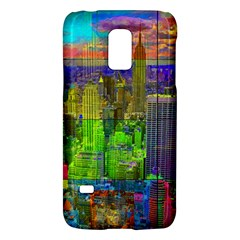 New York City Skyline Galaxy S5 Mini by Amaryn4rt