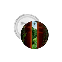 Beautiful World Entry Door Fantasy 1 75  Buttons by Amaryn4rt