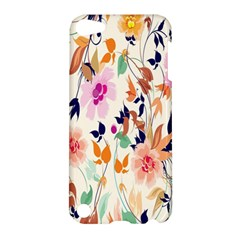 Vector Floral Art Apple Ipod Touch 5 Hardshell Case by Amaryn4rt