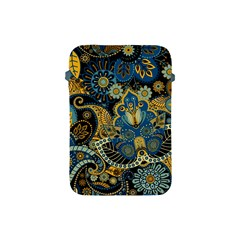 Retro Ethnic Background Pattern Vector Apple Ipad Mini Protective Soft Cases by Amaryn4rt