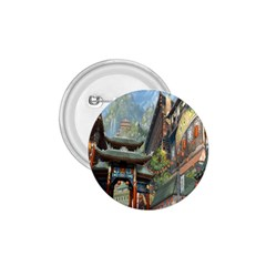 Japanese Art Painting Fantasy 1 75  Buttons by Amaryn4rt