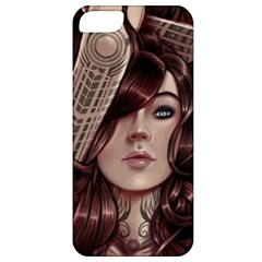 Beautiful Women Fantasy Art Apple Iphone 5 Classic Hardshell Case by Amaryn4rt