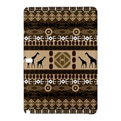 African Vector Patterns  Samsung Galaxy Tab Pro 12 2 Hardshell Case