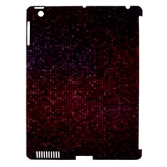 3d Tiny Dots Pattern Texture Apple Ipad 3/4 Hardshell Case (compatible With Smart Cover) by Amaryn4rt