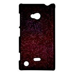 3d Tiny Dots Pattern Texture Nokia Lumia 720 by Amaryn4rt