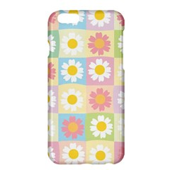 Season Flower Sunflower Blue Yellow Purple Pink Apple Iphone 6 Plus/6s Plus Hardshell Case