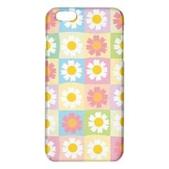 Season Flower Sunflower Blue Yellow Purple Pink Iphone 6 Plus/6s Plus Tpu Case by Alisyart
