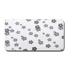 Flower Grey Jpeg Medium Bar Mats