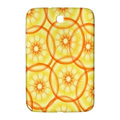 Lemons Orange Lime Circle Star Yellow Samsung Galaxy Note 8 0 N5100 Hardshell Case