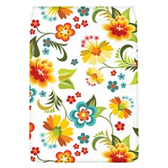 Flower Floral Rose Sunflower Leaf Color Flap Covers (l)  by Alisyart