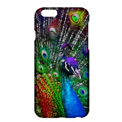 3d Peacock Pattern Apple iPhone 6 Plus/6S Plus Hardshell Case