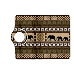 African Vector Patterns  Kindle Fire Hd (2013) Flip 360 Case by Amaryn4rt