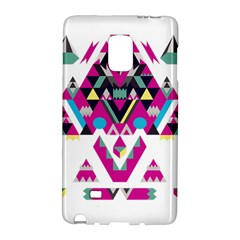 Geometric Play Galaxy Note Edge by Amaryn4rt