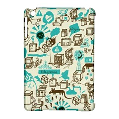Telegramme Apple Ipad Mini Hardshell Case (compatible With Smart Cover) by Amaryn4rt