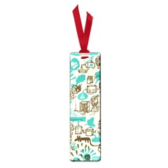 Telegramme Small Book Marks by Amaryn4rt