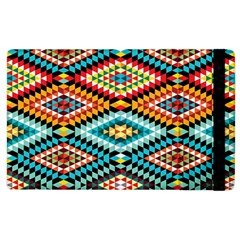 African Tribal Patterns Apple Ipad 2 Flip Case