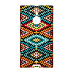 African Tribal Patterns Nokia Lumia 1520 by Amaryn4rt