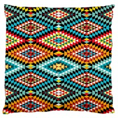 African Tribal Patterns Standard Flano Cushion Case (two Sides) by Amaryn4rt