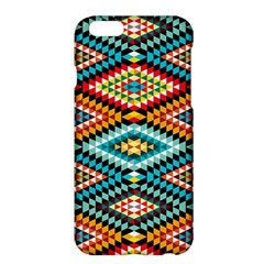 African Tribal Patterns Apple Iphone 6 Plus/6s Plus Hardshell Case by Amaryn4rt