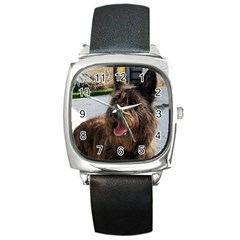 Berger Picard Square Metal Watch by TailWags