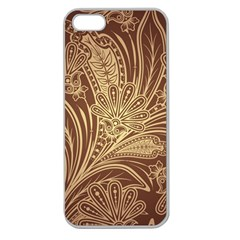 Beautiful Patterns Vector Apple Seamless Iphone 5 Case (clear) by Amaryn4rt