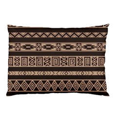 Ethnic Pattern Vector Pillow Case