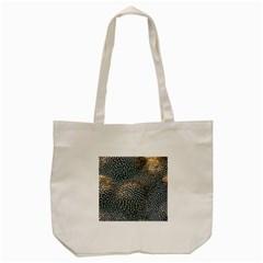 Coral Pattern Tote Bag (cream)