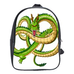 Dragon Snake School Bags (xl)  by Amaryn4rt