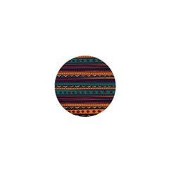Ethnic Style Tribal Patterns Graphics Vector 1  Mini Buttons
