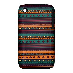 Ethnic Style Tribal Patterns Graphics Vector Iphone 3s/3gs by Amaryn4rt