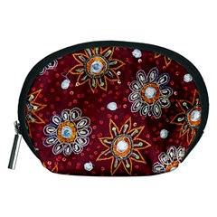 India Traditional Fabric Accessory Pouches (medium)  by Amaryn4rt