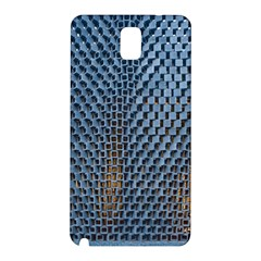 Parametric Wall Pattern Samsung Galaxy Note 3 N9005 Hardshell Back Case by Amaryn4rt