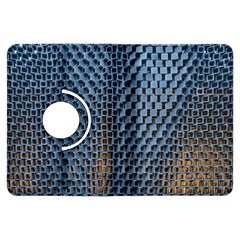 Parametric Wall Pattern Kindle Fire Hdx Flip 360 Case by Amaryn4rt