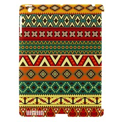 Mexican Folk Art Patterns Apple Ipad 3/4 Hardshell Case (compatible With Smart Cover) by Amaryn4rt