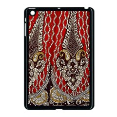 Indian Traditional Art Pattern Apple Ipad Mini Case (black) by Amaryn4rt