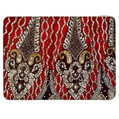 Indian Traditional Art Pattern Samsung Galaxy Tab 7  P1000 Flip Case by Amaryn4rt