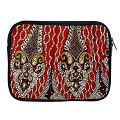 Indian Traditional Art Pattern Apple Ipad 2/3/4 Zipper Cases by Amaryn4rt