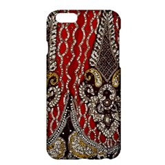 Indian Traditional Art Pattern Apple Iphone 6 Plus/6s Plus Hardshell Case by Amaryn4rt