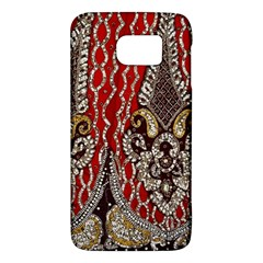 Indian Traditional Art Pattern Galaxy S6 by Amaryn4rt