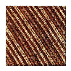 Udan Liris Batik Pattern Tile Coasters by Amaryn4rt